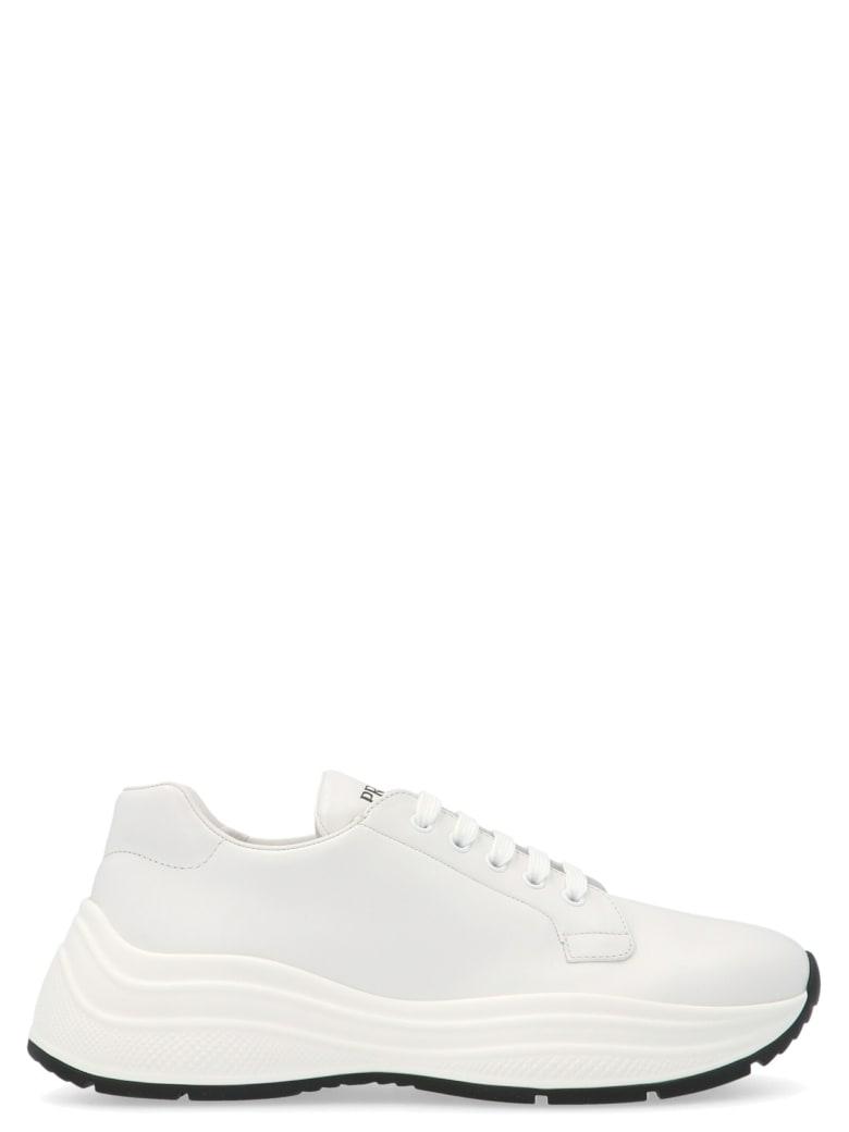 Prada Linea Rossa 'both Xl' Shoes - White