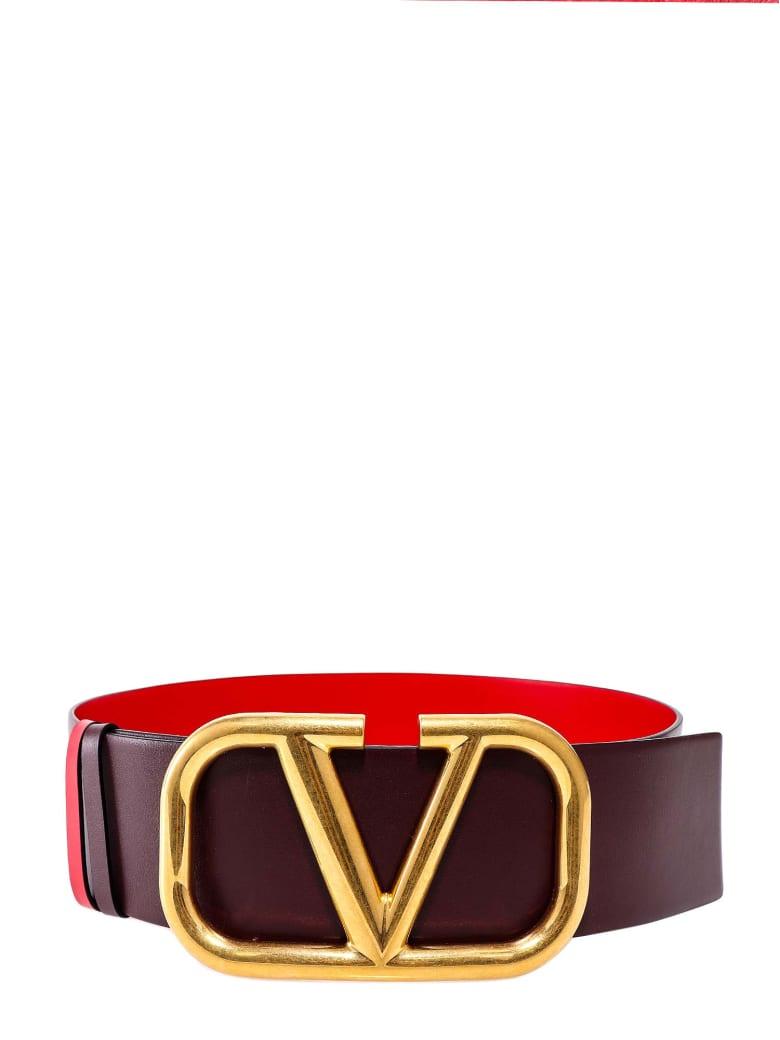 Valentino Garavani Belt - Red