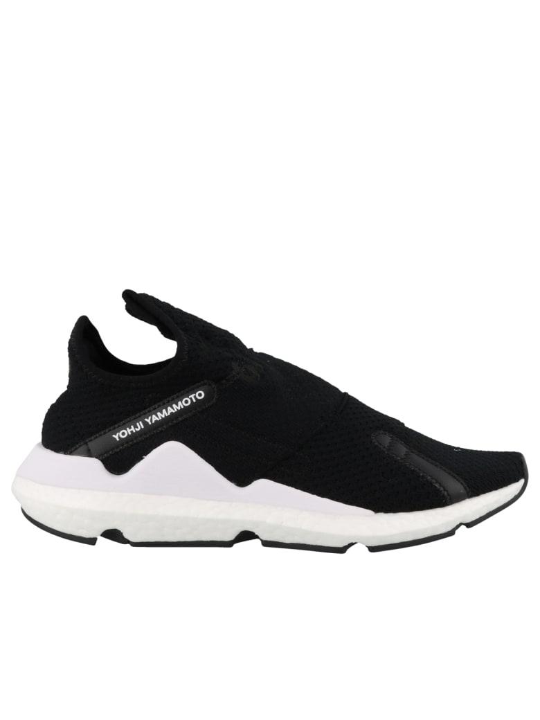 Y-3 Y-3 Reberu Sneakers - Black