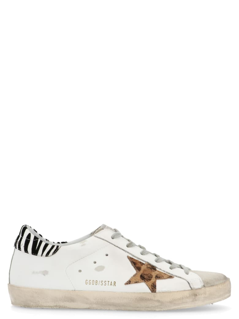 Golden Goose 'superstar' Shoes - Multicolor