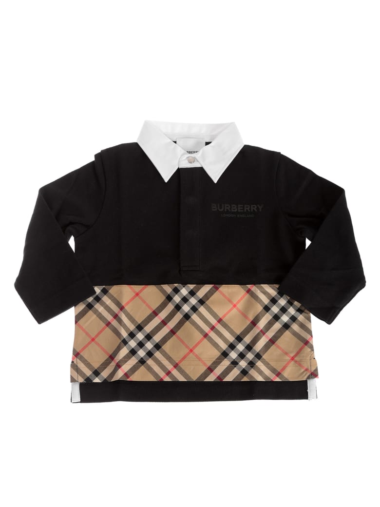 Burberry Mini Quentin Polo Shirt