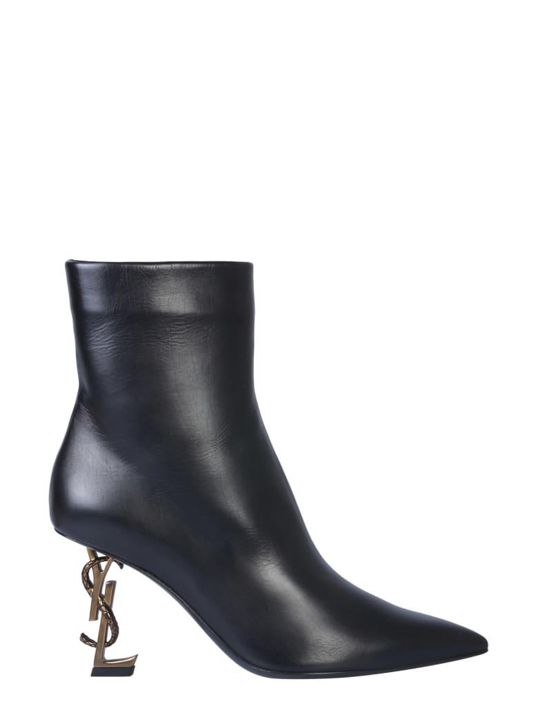 Saint Laurent Opyum 85 Boot - NERO
