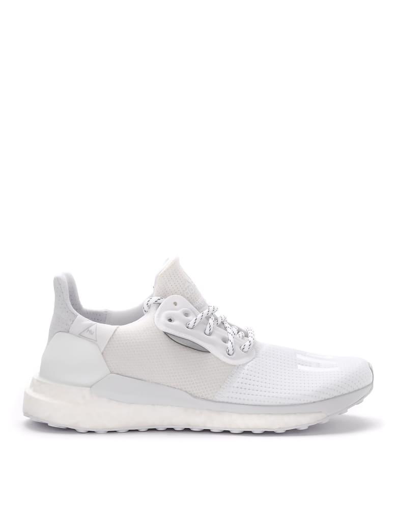 Adidas by Pharrell Williams Pharrel Williams Sneaker For Adidas Model Solar Hu In White Color - BIANCO