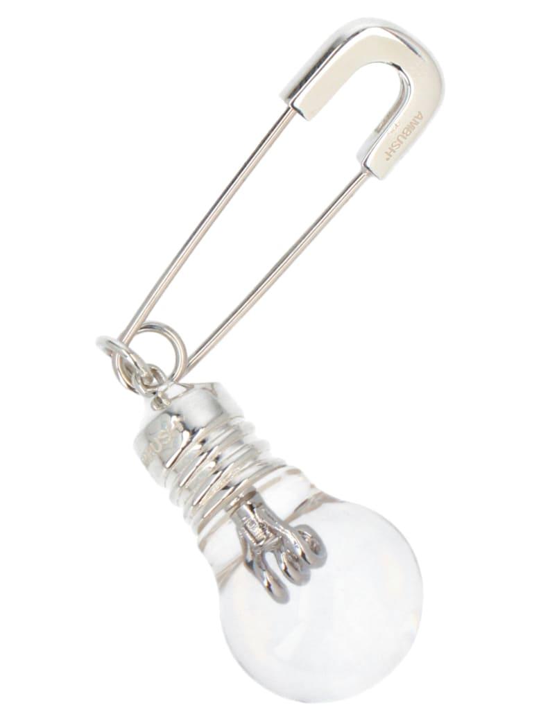 AMBUSH 'light Bulb' Earrings - Silver