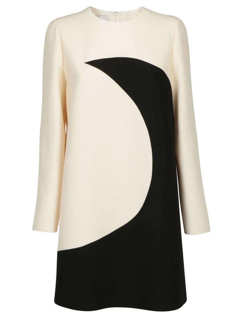Valentino Dress - Avorio/nero
