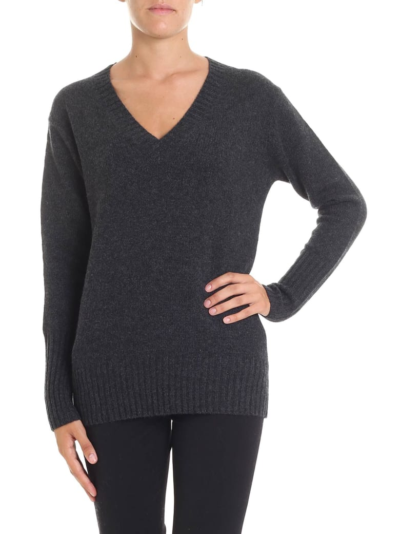 360 Sweater 360 Cashmere - Runa Sweater - Grey