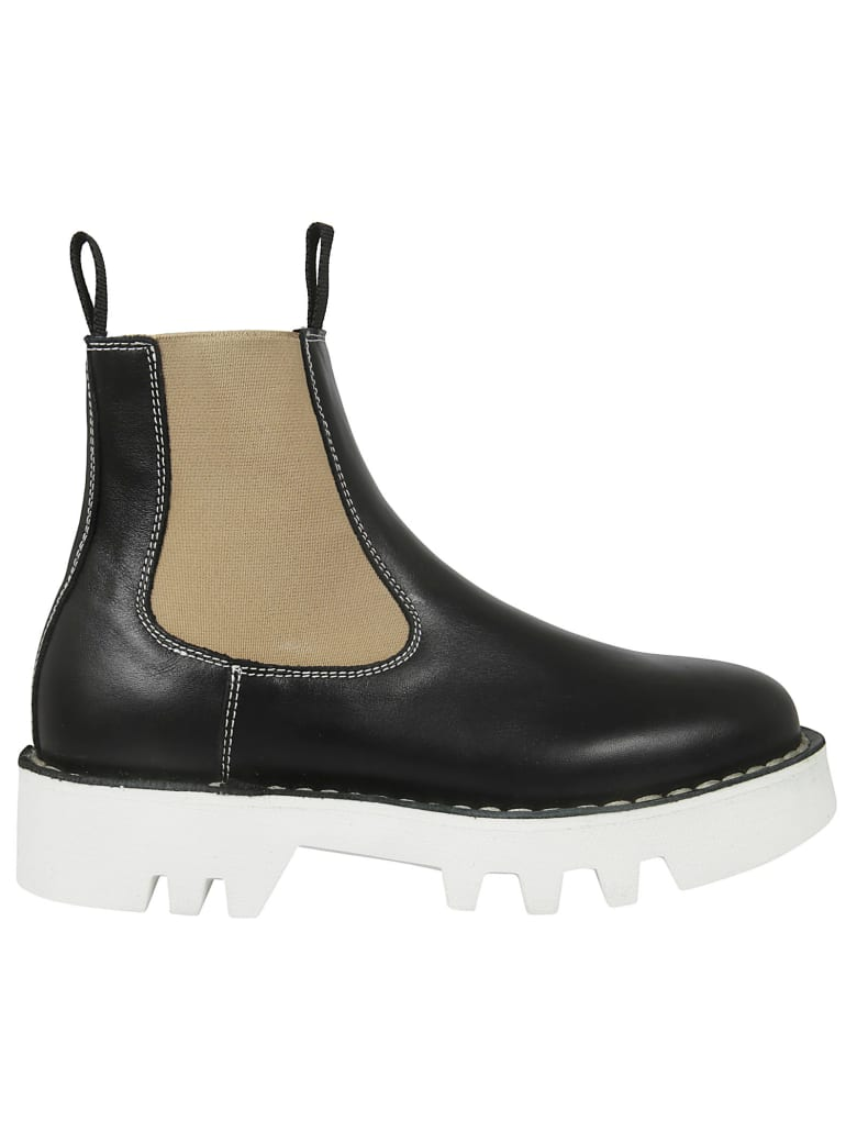 Sofie d'Hoore Foal Ankle Boots - Black