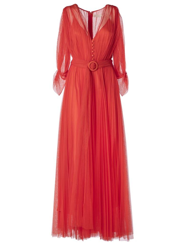 Maria Lucia Hohan Aminah Dress - Red