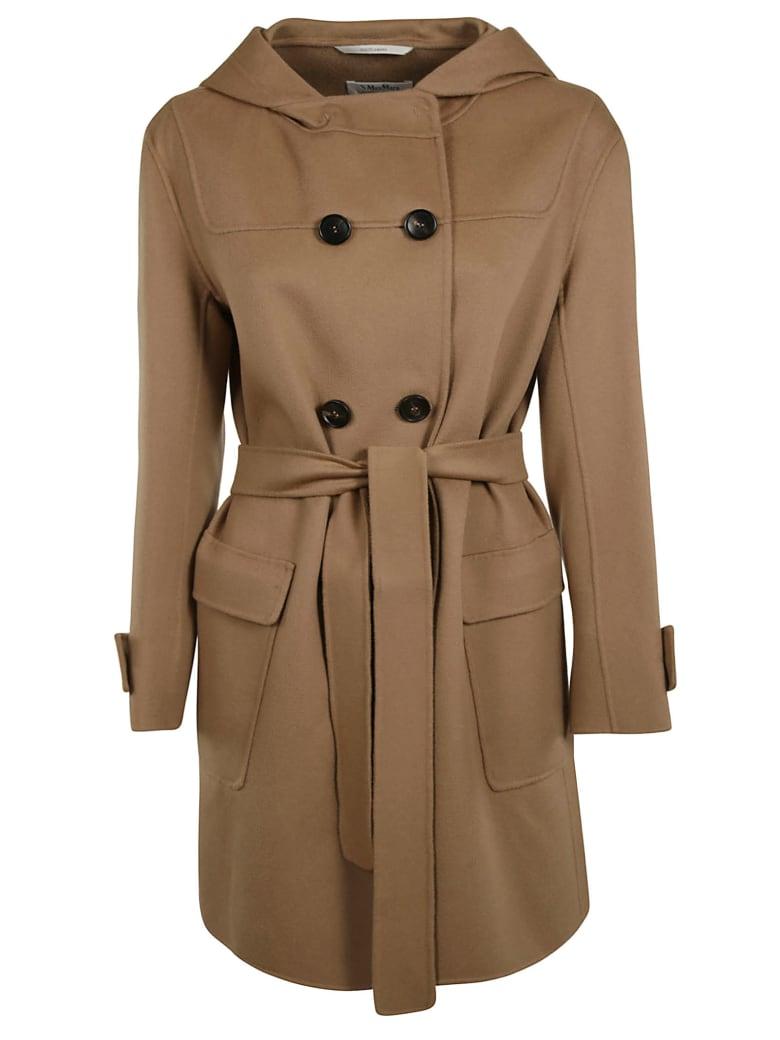 Max Mara Tie Waist Duffle Coat