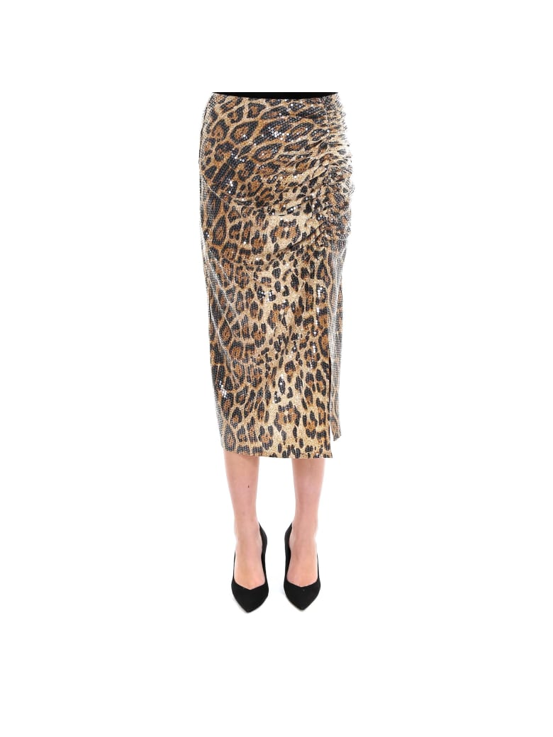 In The Mood For Love Ada Skirt - Brown