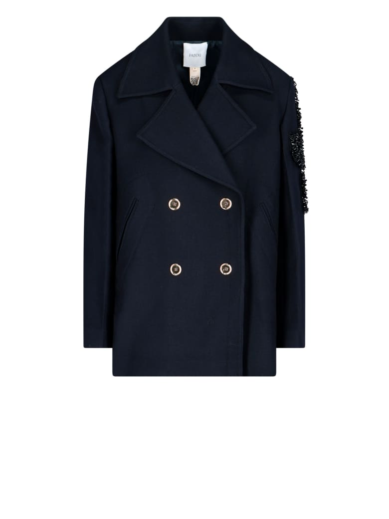 Patou Jacket - Blue