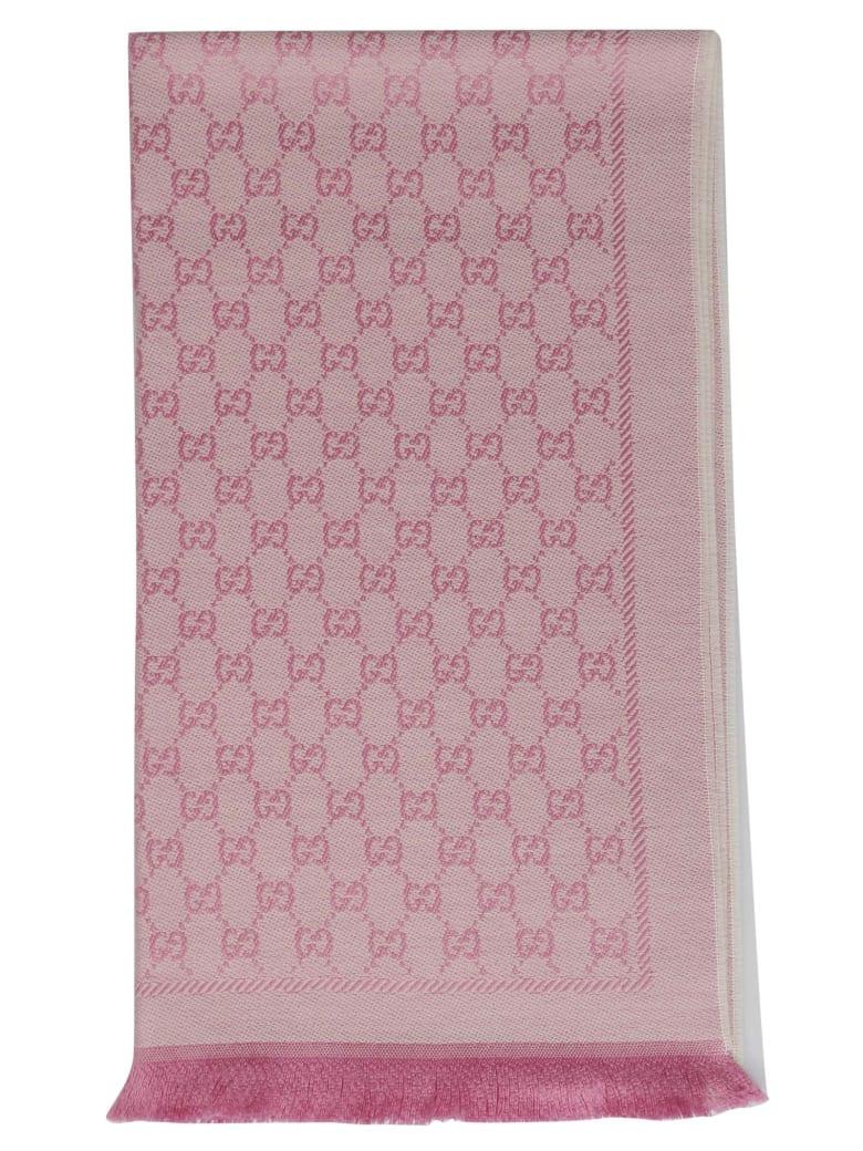 Gucci Scarf - Pink & Purple