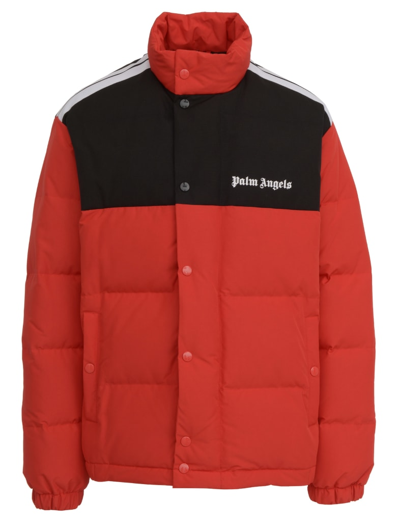Palm Angels Down Jacket - Red