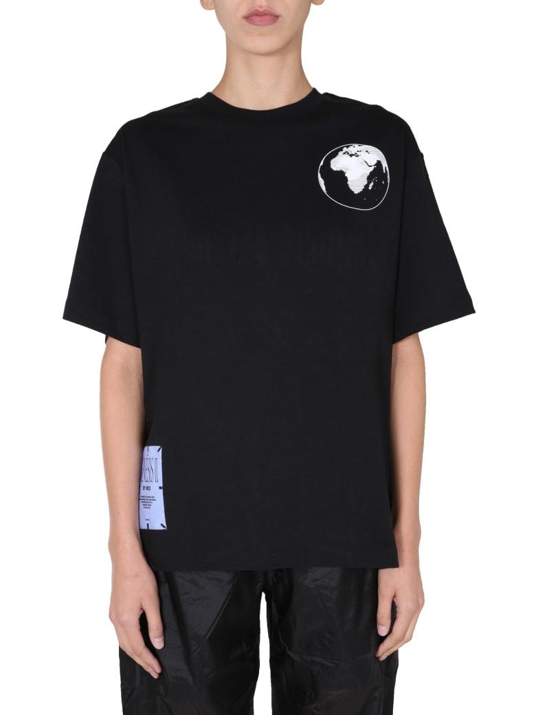 McQ Alexander McQueen Relaxed Fit T-shirt - NERO