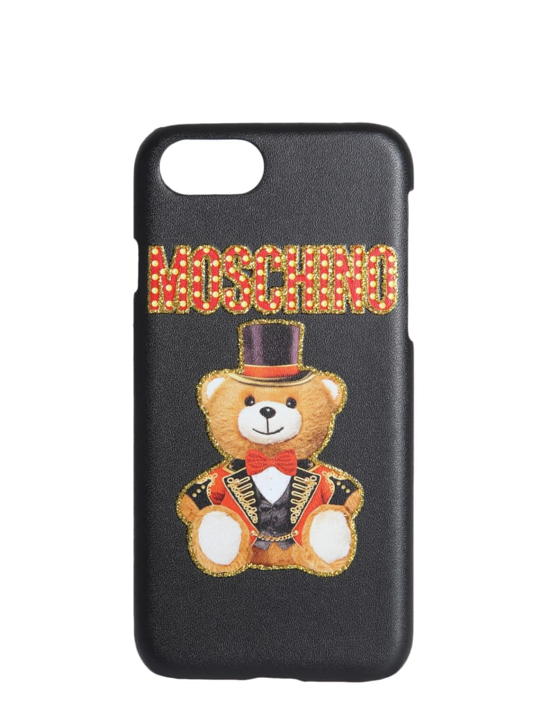 scarpe sportive 7c02d 3c4b0 Best price on the market at italist | Moschino Moschino Iphone 6 / 6s / 7/8  Cover