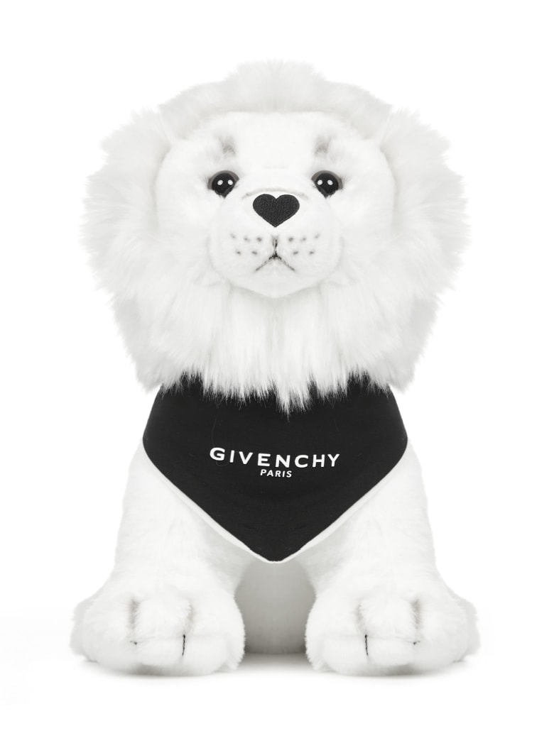 Givenchy Kids Puppet - White