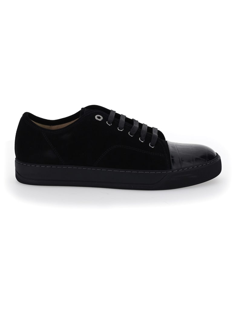 Lanvin Dbb1 Sneakers - Black