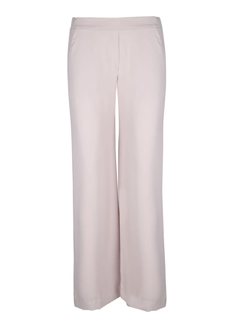 Parosh Trousers - Pink & Purple