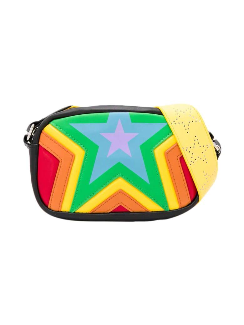 Stella McCartney Kids Black Star Belt Bag - Nero