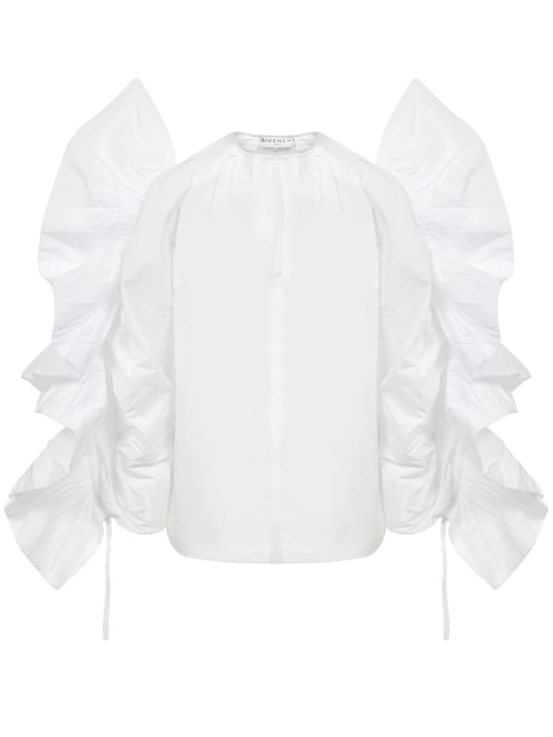 Givenchy Gvenchy Blouse - White