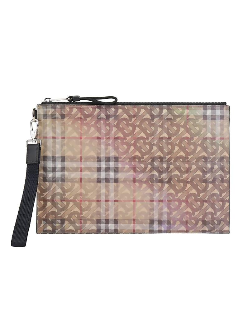 Burberry Wallet - Archieve beige