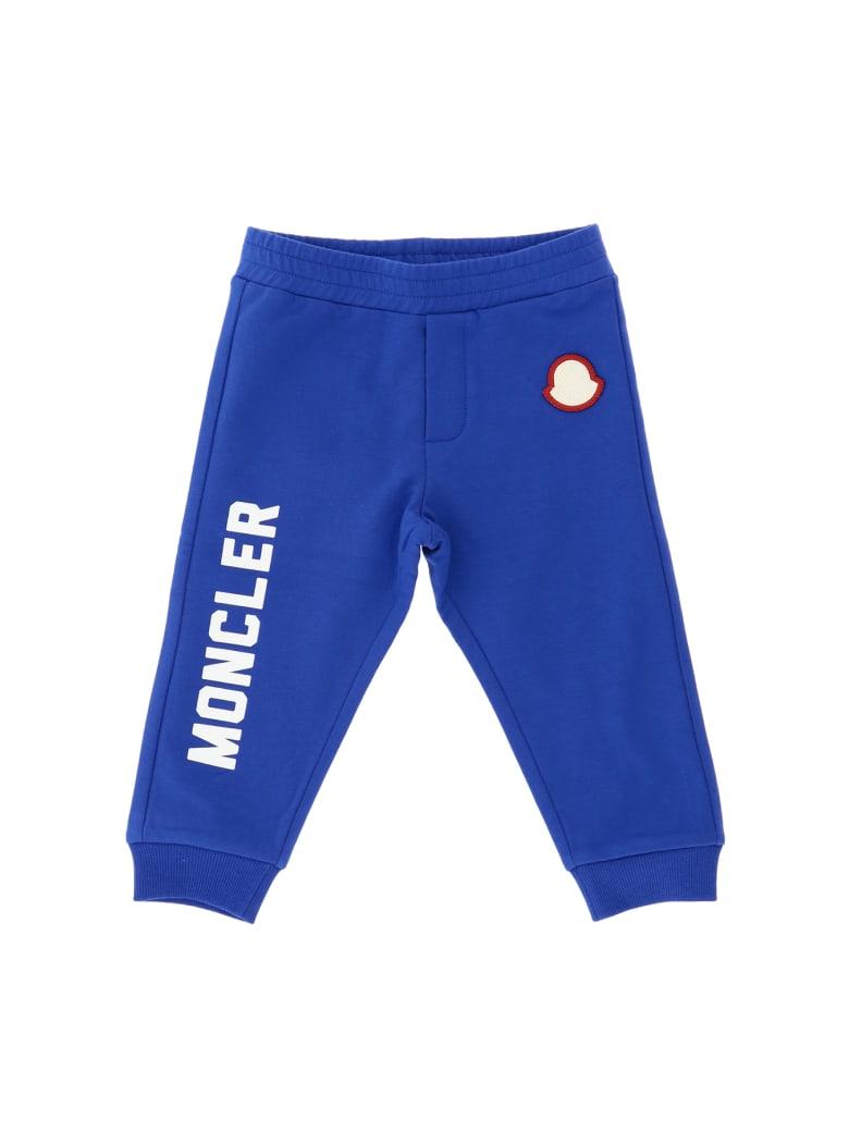 Moncler Pantalone - Azzurro