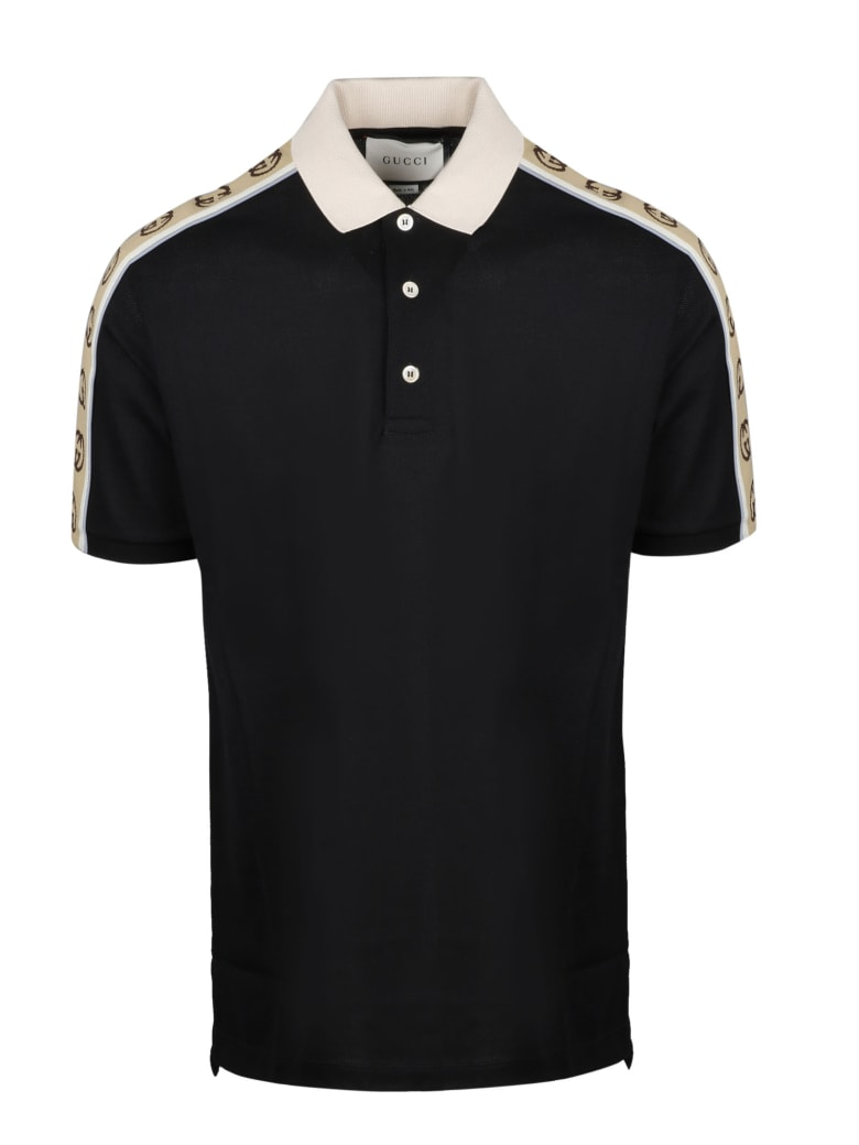 Gucci Polo Shirt - Black