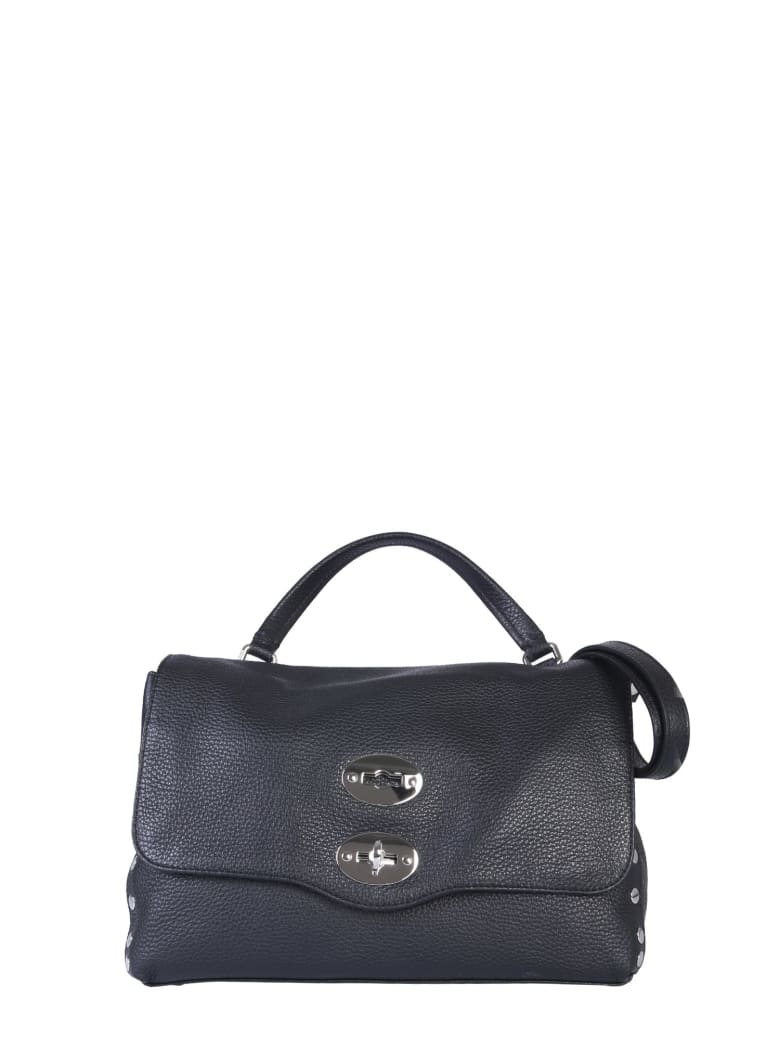Zanellato Small Daily Post Bag - NERO