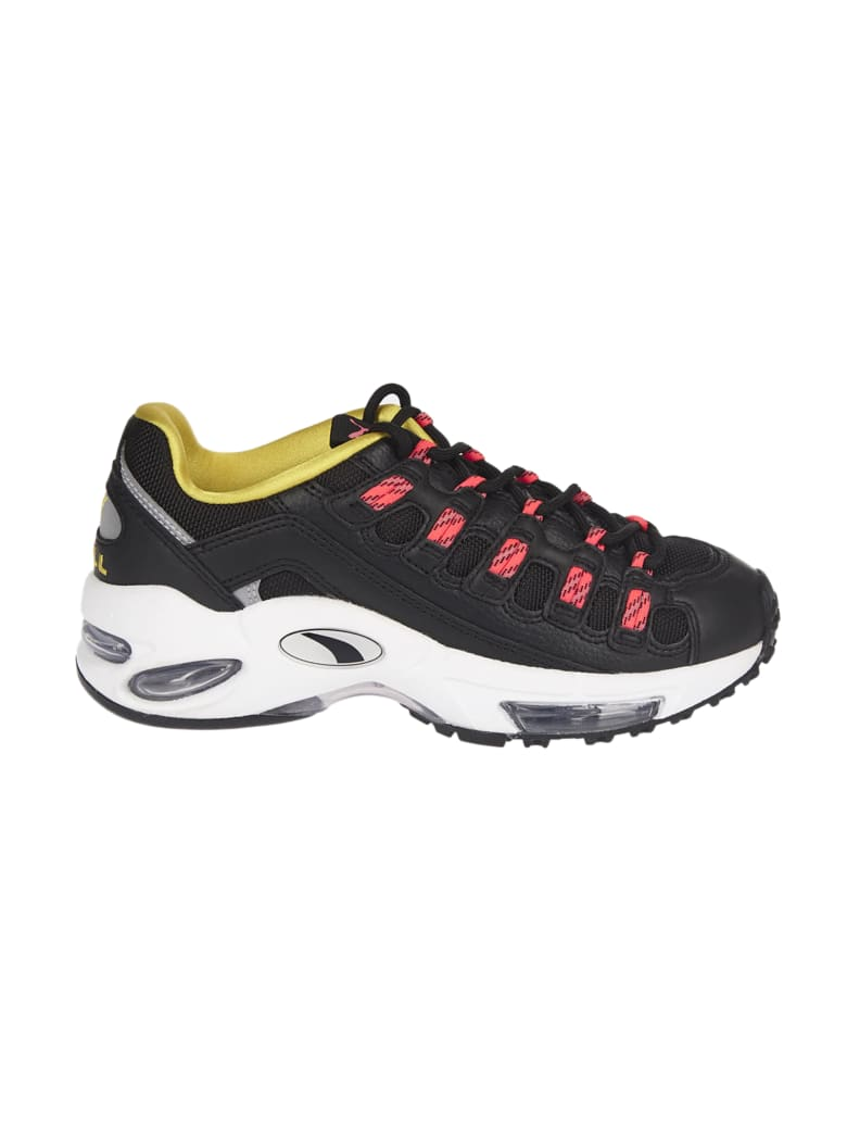 Puma Cell Endura Rebound Black Sneakers - Black