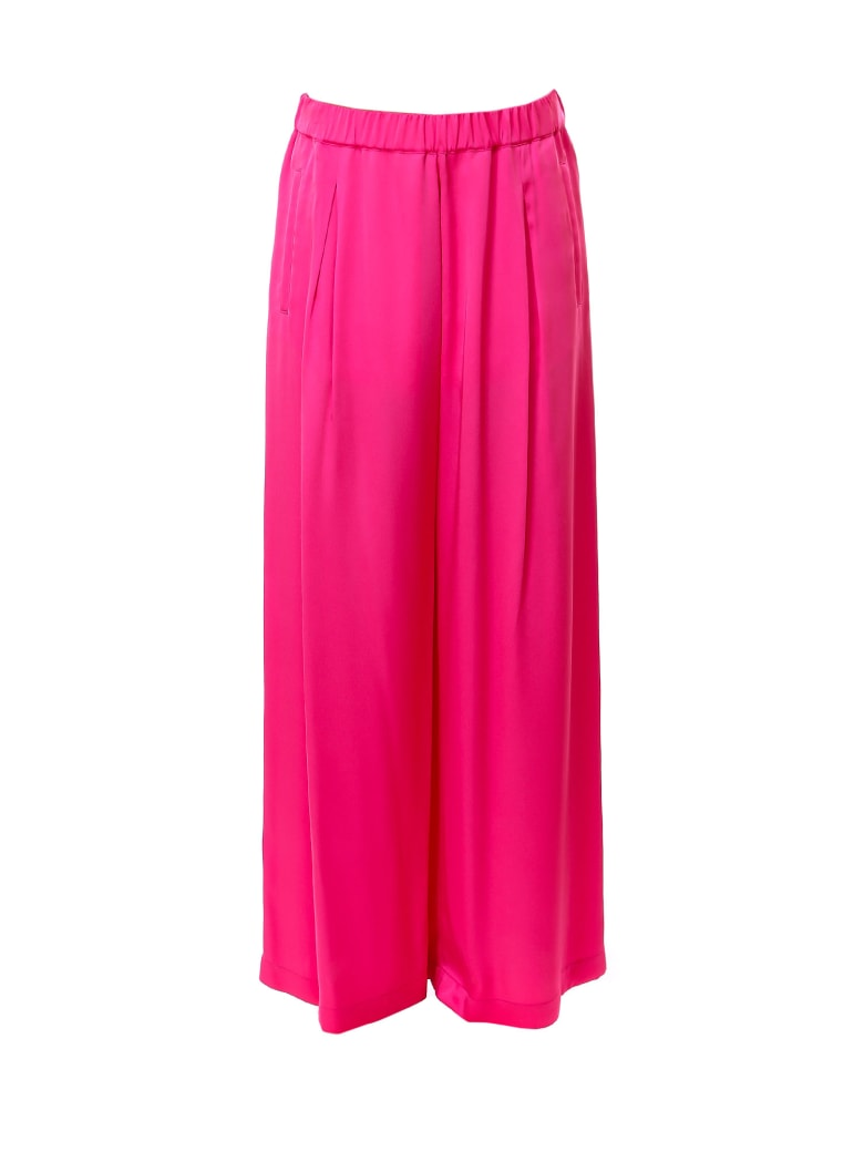 SEMICOUTURE Pants - Pink