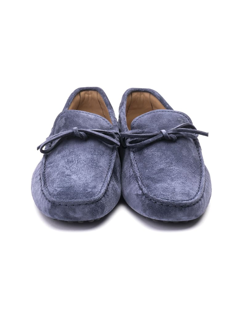 Tod's Tods Suede Loafers - U820