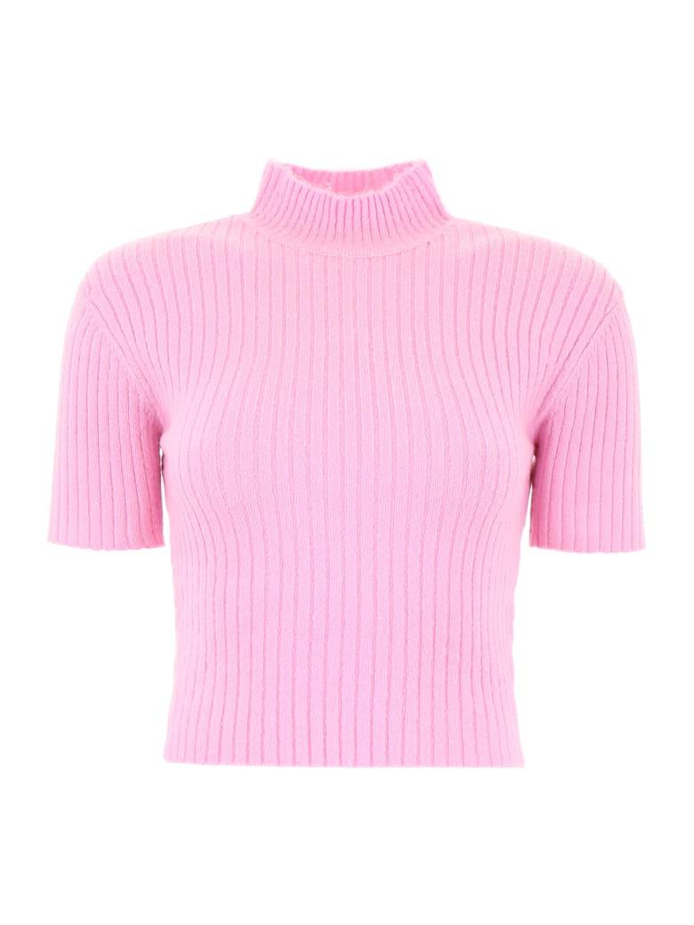 STAUD Claudia Pullover - ROSE QUARTZ (Pink)
