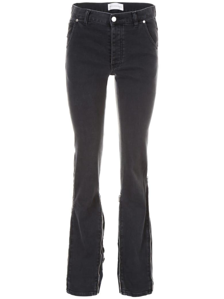 Faith Connexion Zipped Jeans - BLACK (Black)