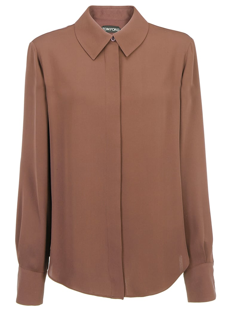 Tom Ford Shirt - Brandy