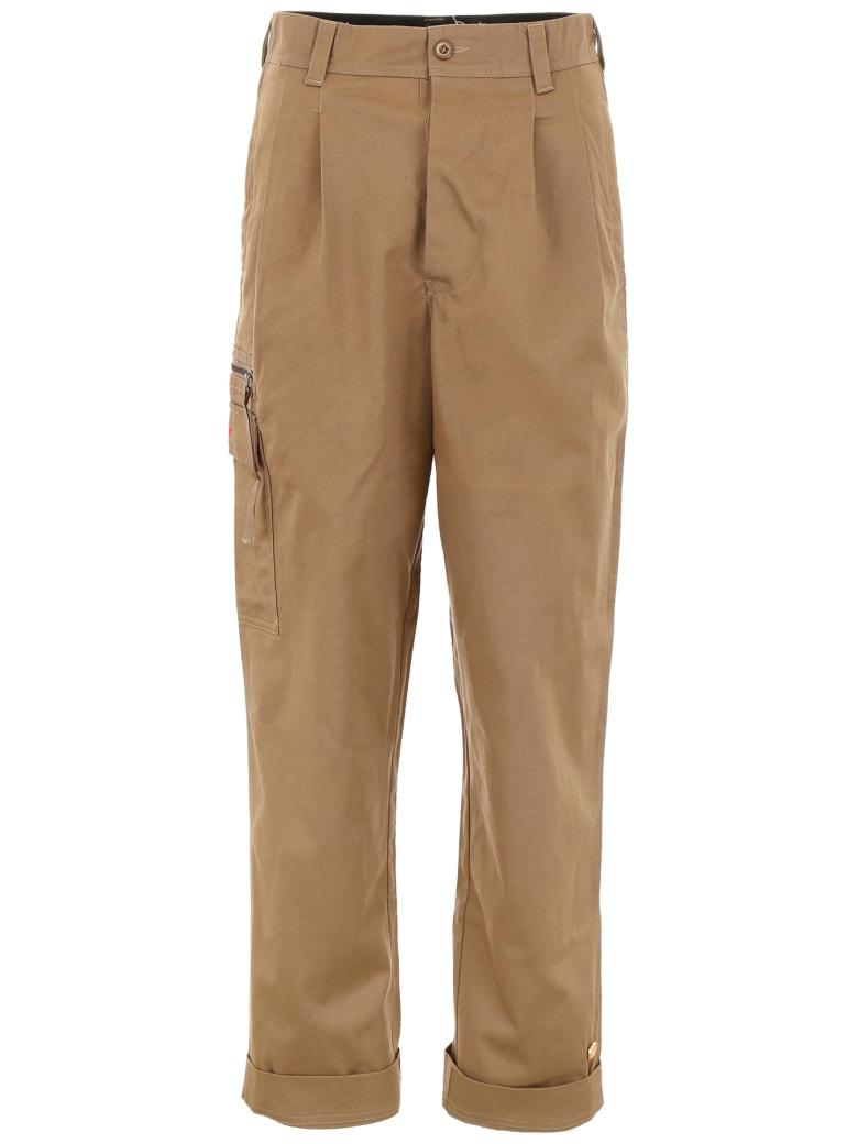 032c Chevignon Trousers - TRENCH BEIGE (Khaki)