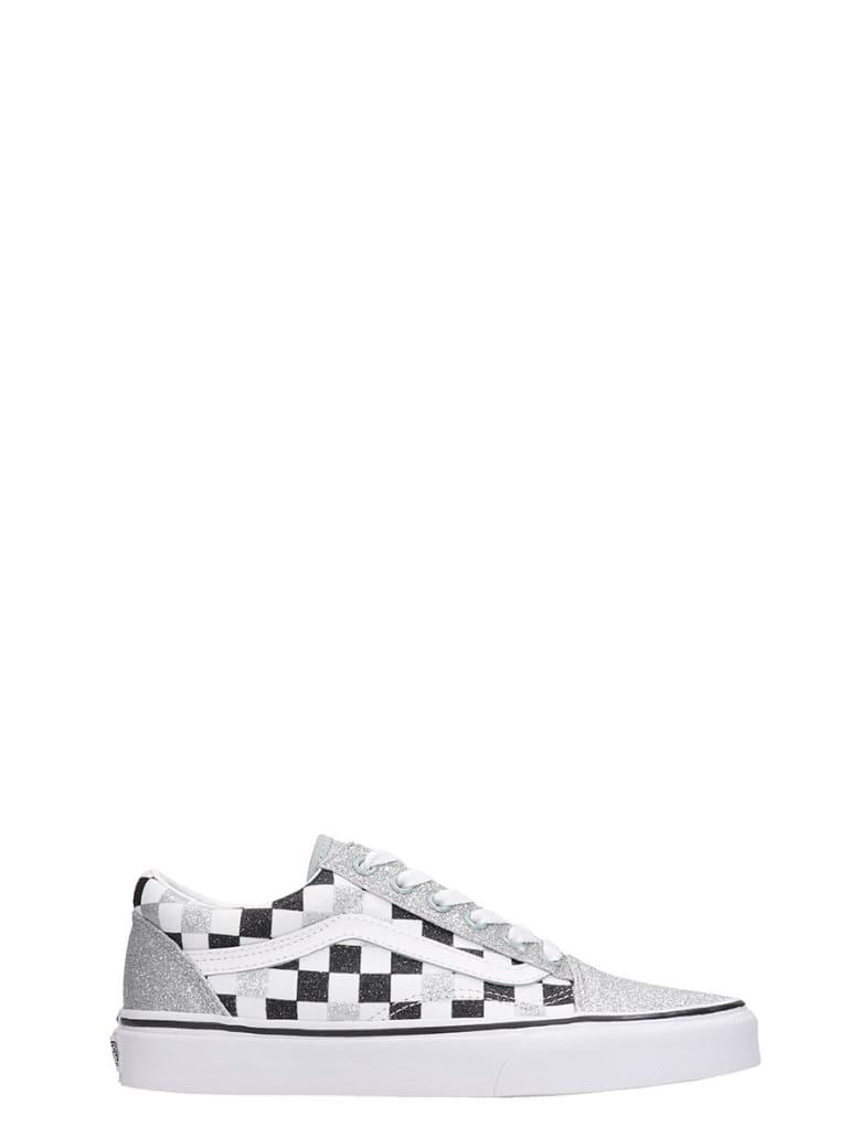 Vans Vans Old Skool Sneakers In White Glitter white