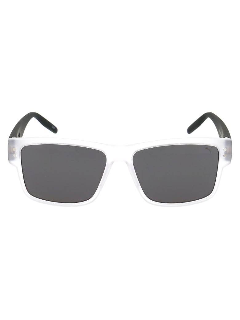 Puma Sunglasses - Crystal Black Smoke
