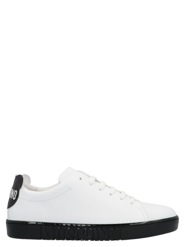 Moschino Shoes - Nero bianco