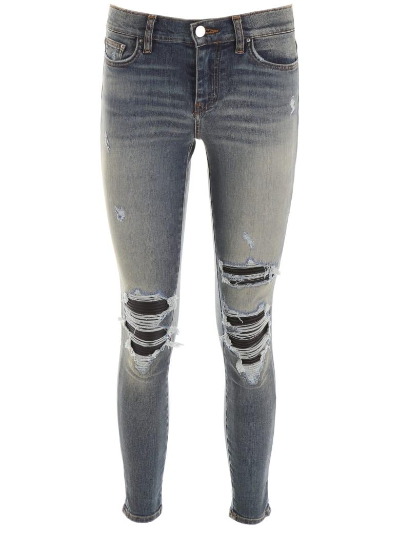AMIRI Mx1 Jeans - VINTAGE BLUE (Blue)