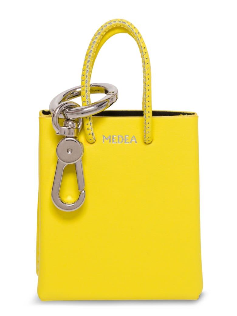 Medea Mini Medea Handbag - Yellow