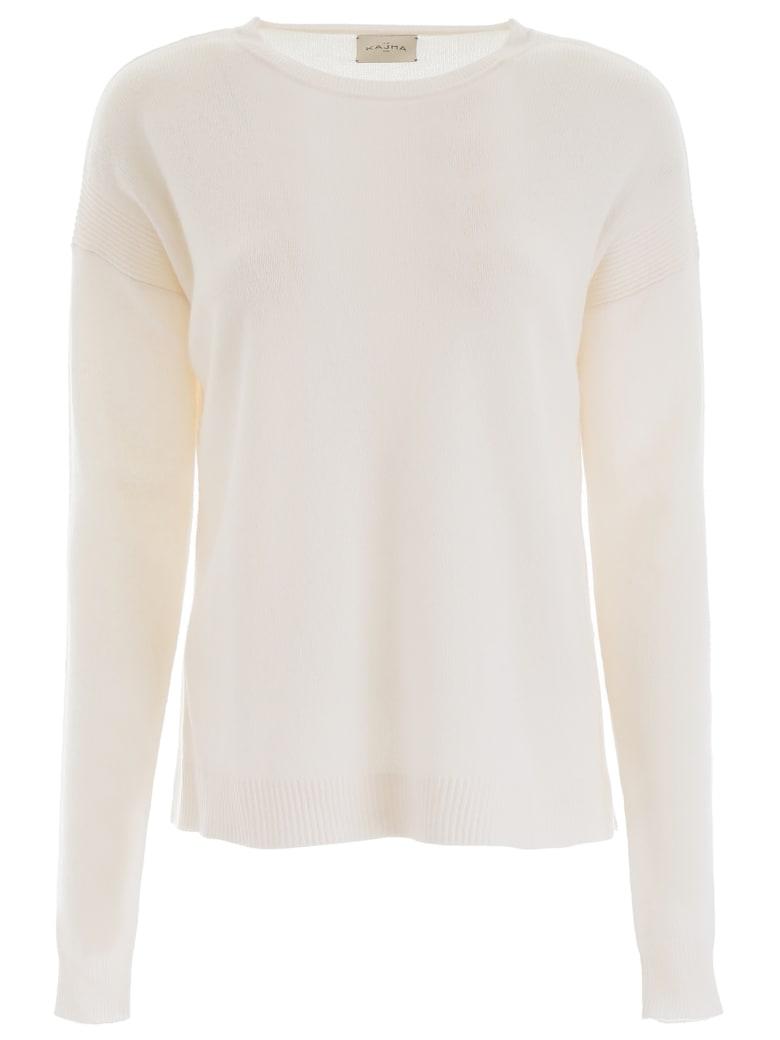 Le Kasha Crete Pullover - WHITE (White)