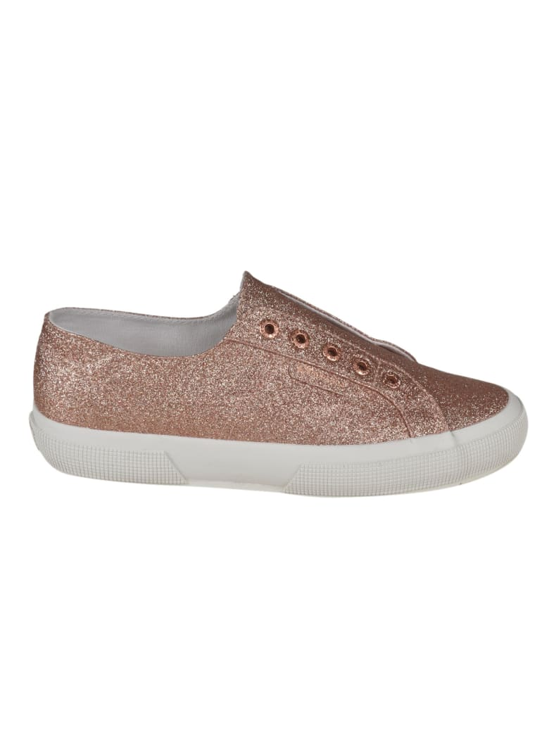 Superga Sneakers - Rose gold