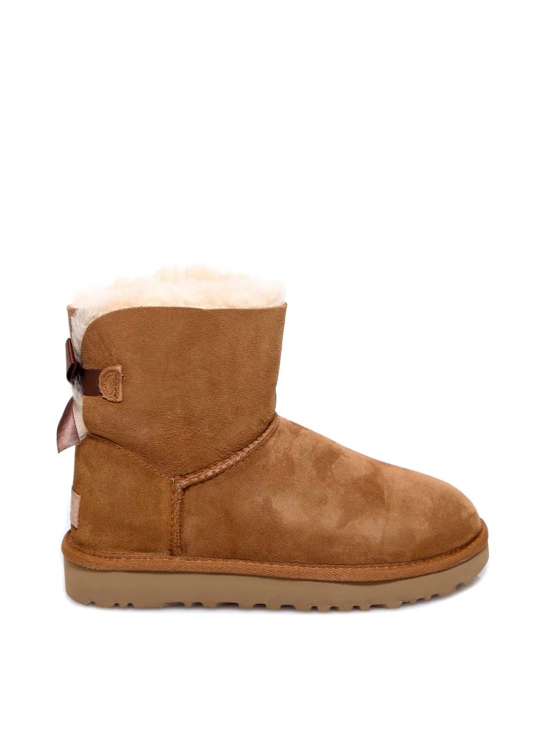 UGG Ankle Boots - Beige