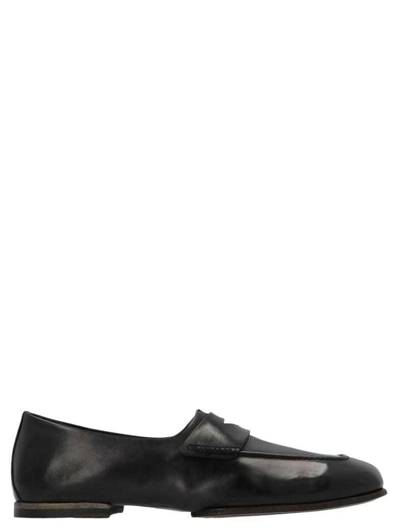 Silvano Sassetti Shoes - Black