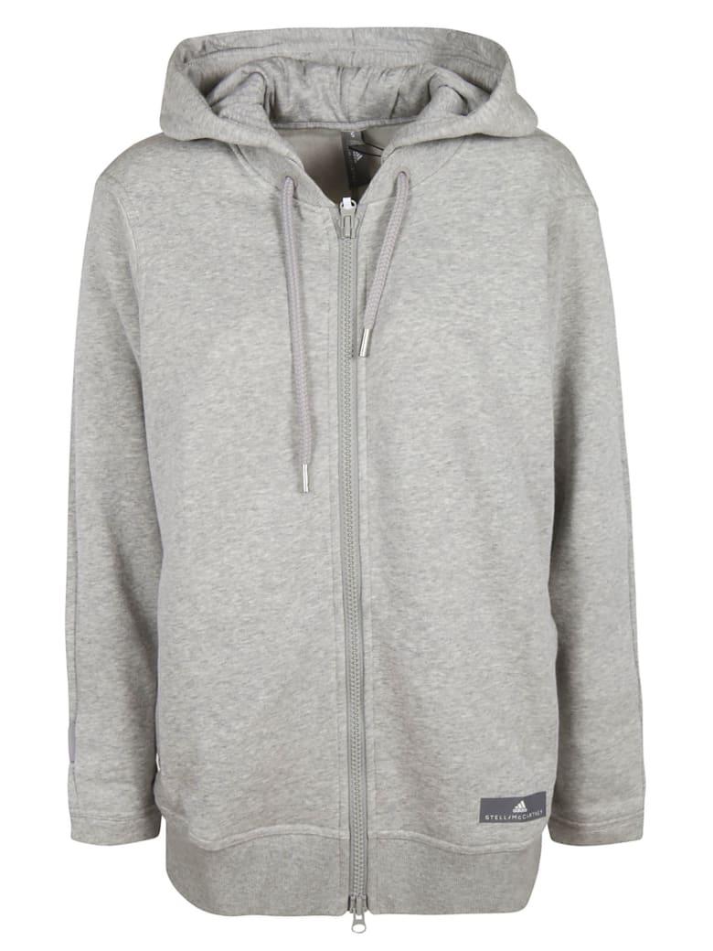 Adidas Classic Zipped Sweatshirt - grey