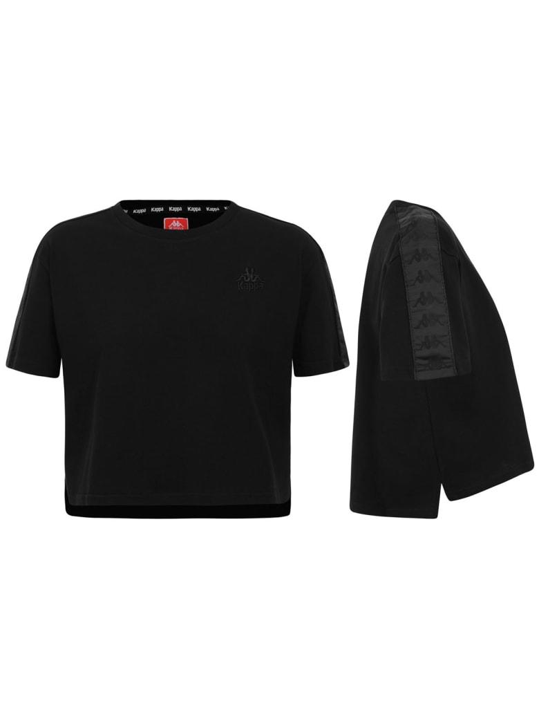 Kappa Short Sleeve T-Shirt - Black