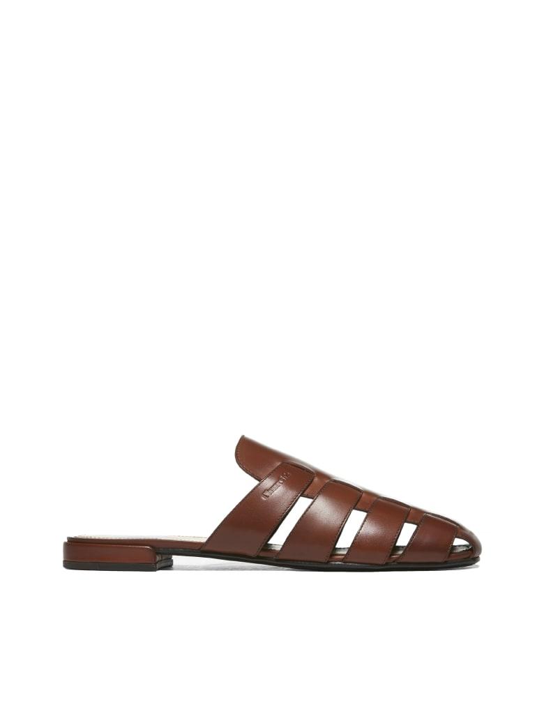 Church's Flat Shoes - Cuoio