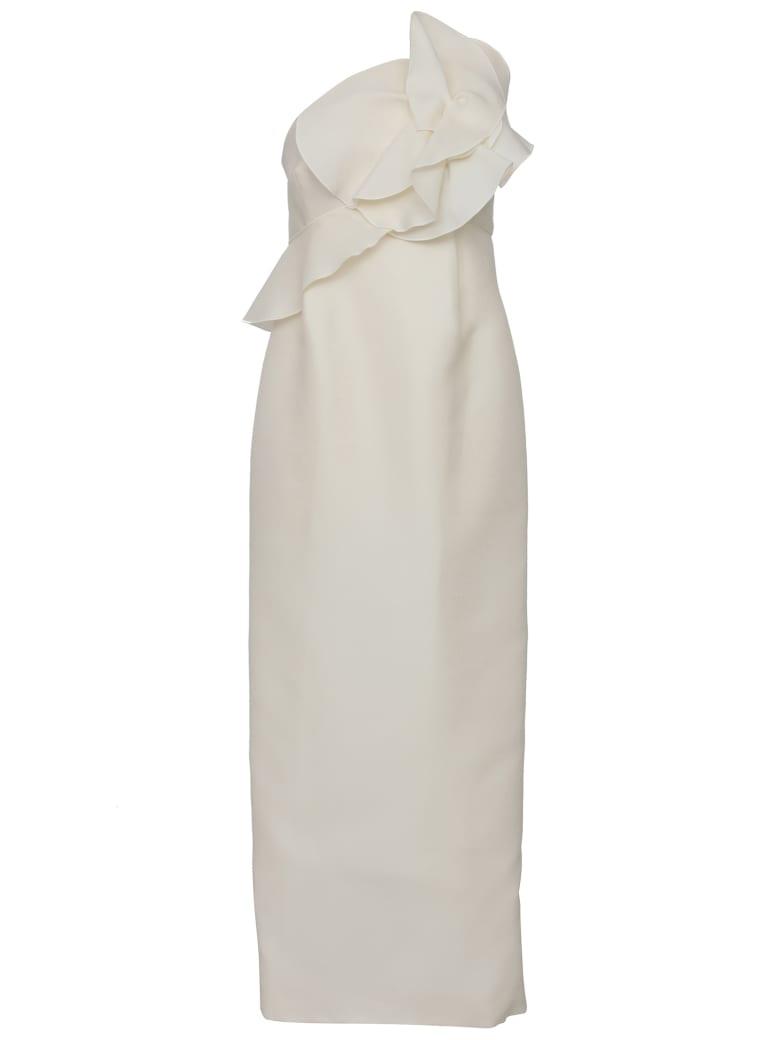 Oscar de la Renta Dress - Ivory