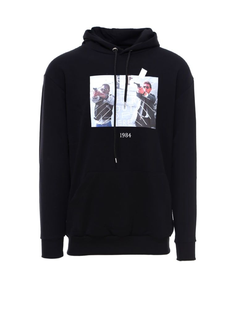 Throwback Axel Sweatshirt - Black