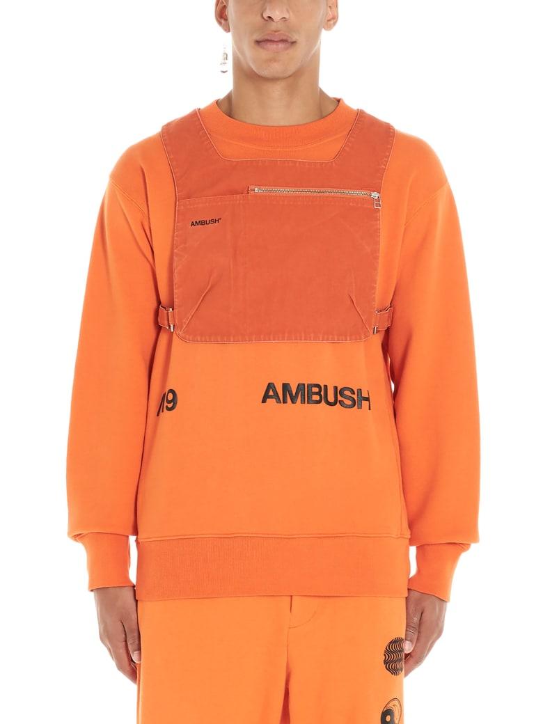 AMBUSH 'body Baf' Vest - Orange